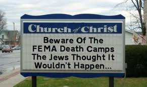 church fema picture