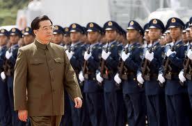 Chinese President Hu