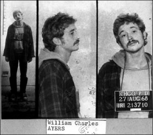 Bill Ayers Mug Shot
