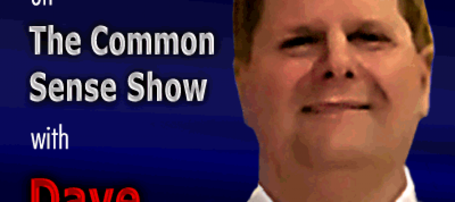 The Common Sense Show <br />November 18, 2012