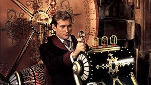 The 1960 movie, The Time Machine.