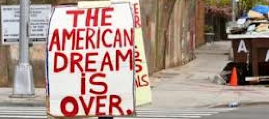 Whatever Happened to the American Dream?