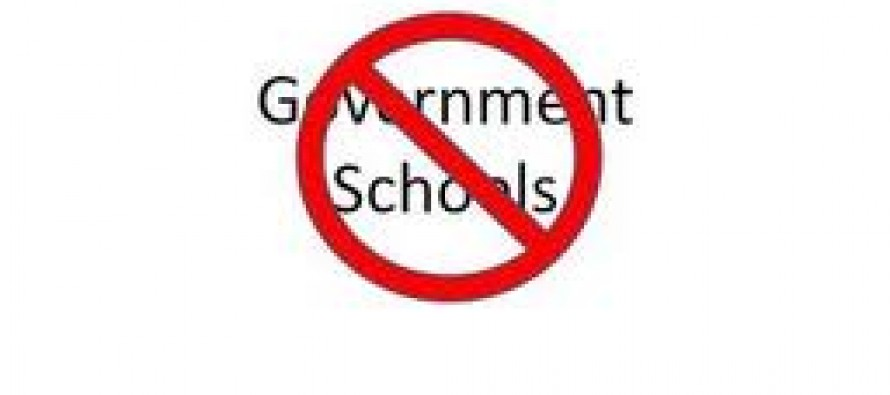 Take Your Children Out of Government Schools