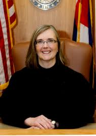 New World Order servant, Julie Field now serving on the 8th circuit in Larimer County, CO.