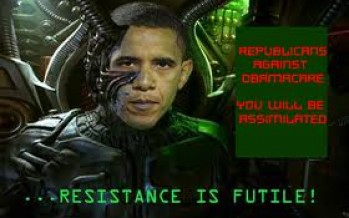 Resistance Against the Globalists Is Futile Unless …
