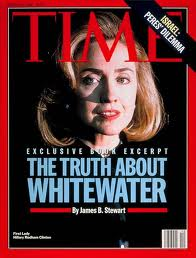 clinton whitewater