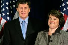 feinstein and husband