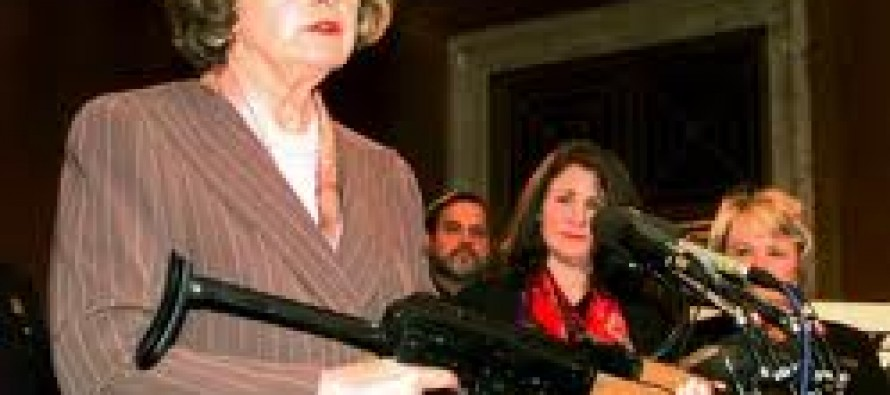 All the President's Women (Part 3): Diane Feinstein