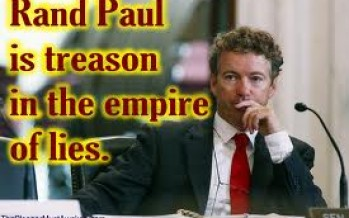 The Silver Lining of Rand Paul's Betrayal of the Freedom Movement