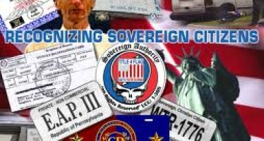 Are You A Sovereign Citizen?
