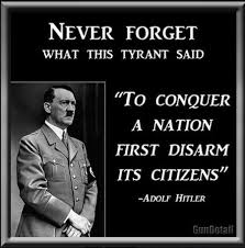 alaska disarm citizens hitler