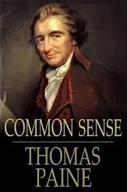 common sense and thomas paine