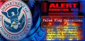 false flag playbook