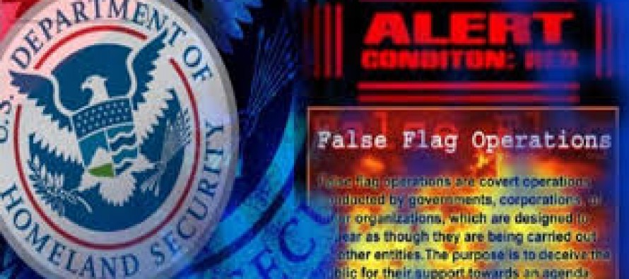 Is It Possible to Predict the Next False Flag?