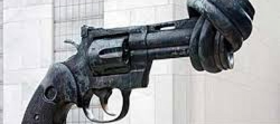 The Genocidal Intentions Behind the UN Small Arms Treaty
