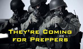 Preppers, the new enemy of the state.