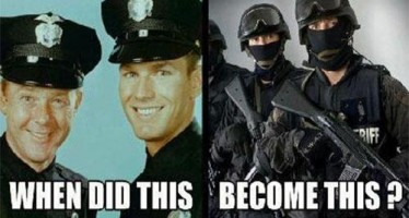 DHS Training Local Police to Enforce Martial Law