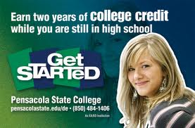 dual enrollment college