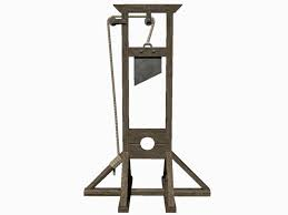 Real electric chair death - Why Does The Government Need Guillotines Dave Hodges