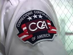 The CCA, the largest owner of privatized prisons.