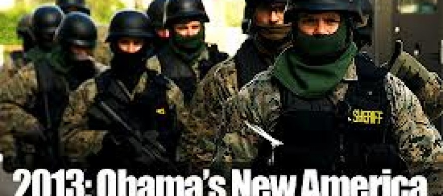 America Is Now Under Martial Law