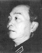 General Vo Nugyen Giap, the architect  of the Viet Cong strategy.