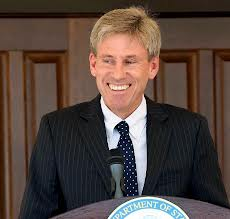 The late Ambassador Stevens