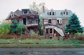 Detroit is America's first Third World city, but certainly not the last.