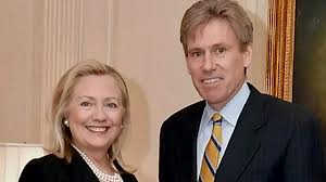 clinton and stevens