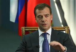 Dimitry Medvedev draws a line in the sand against Turkey and Saudi Arabia intentions to put boots on the ground inside of Syria.