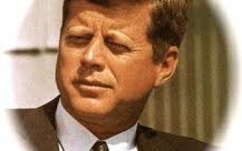 THE TWO SPEECHES THAT GOT JFK KILLED (PART ONE)