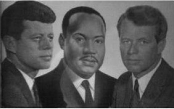 JFK, RFK, & MLK Were All Killed By the Same Forces