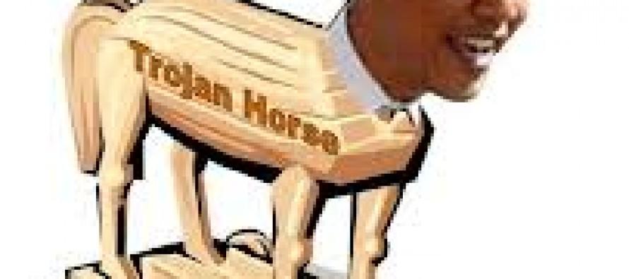 America's Trojan Horse