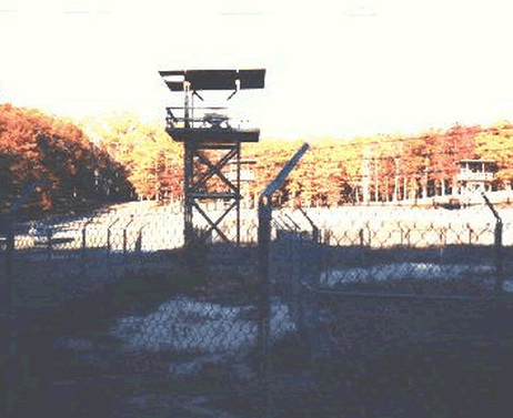 Well-known FEMA camp at Camp Grayling in Northern Michigan where Jade Helm training has been ongoing since Jade Helm.