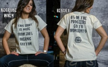 Non-GMO Farm Wars T-Shirts
