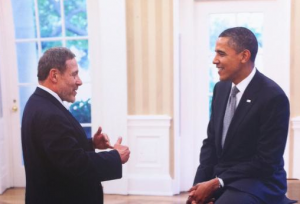 The picture of Obama and Krulig  that the White House does not want you to see.