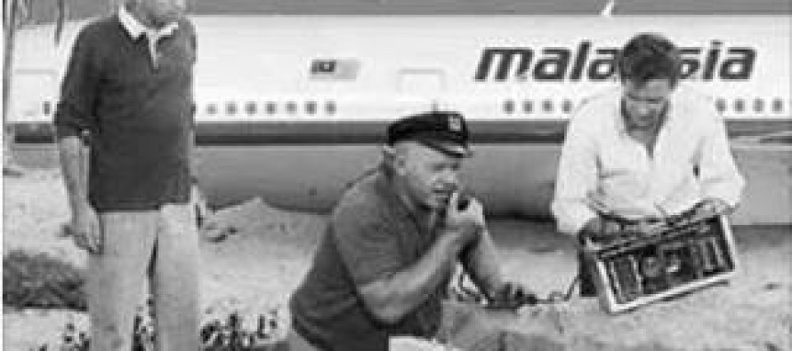Malaysian Plane Found!