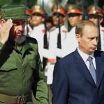 Putin and Castro