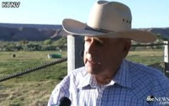 The Bundy Affair Is the Tip of the Iceberg To What's Coming