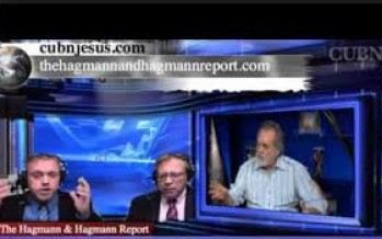 Steve Quayle and Dave Hodges on the Hagmann and Hagmann Report-4/21 8-11pm Eastern
