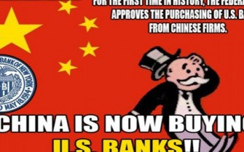 World War III Has Already Been Lost and the Chinese Are In the Process of Occupying Amerika (Part Two)