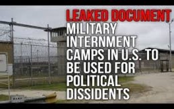 Roundups and FEMA Camp Incarcerations Await Millions of Americans