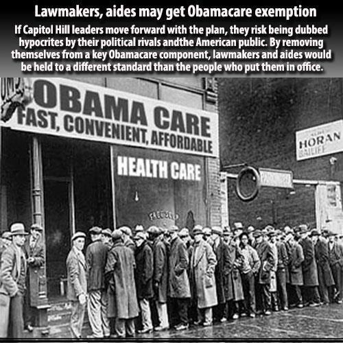 obamacare lines