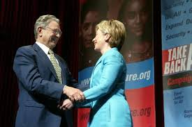 Here is Soros choice for President. He will see her elected at any cost.