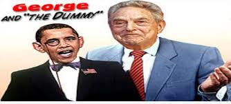 Here's who is pulling Obama's strings. It is none other than George Soros, the globalist who game two million dollars to NAMBLA.