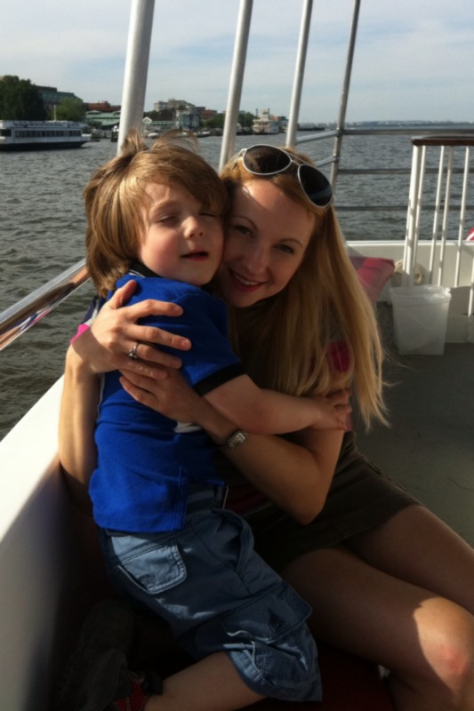 Monika and her CPS abducted son, Dylan. Help me obtain justice this mother and her son.
