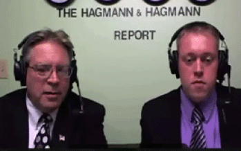 Dave Hodges Appears on the Hagmann & Hagmann Report Tonight @ 8pm EDT