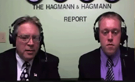 Doug and Joe Hagmann