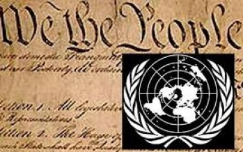 The UN Is Positioning to Lock Down the US