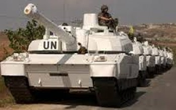 The Army's Plan for Martial Law Carried Out Under UN Authority